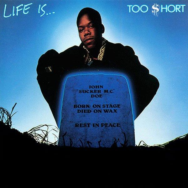 Too $hort - Life Is... (LP) 8th Records