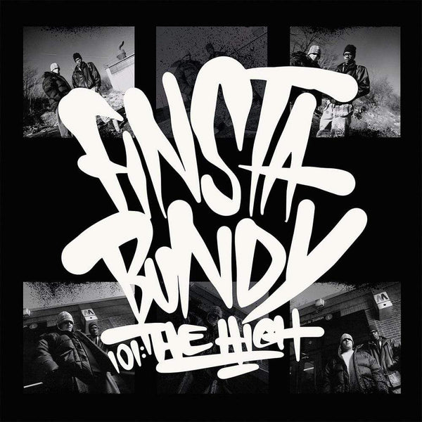 Finsta Bundy - 101: The High (3xLP - White Vinyl) 90's Tapes