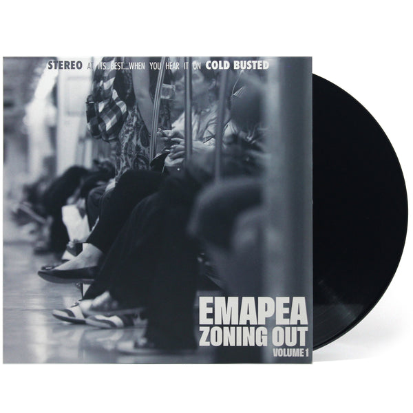 Emapea - Zoning Out Vol. 1 (LP)