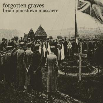 "The Brian Jonestown Massacre - Forgotten Graves (10"") A Recordings"