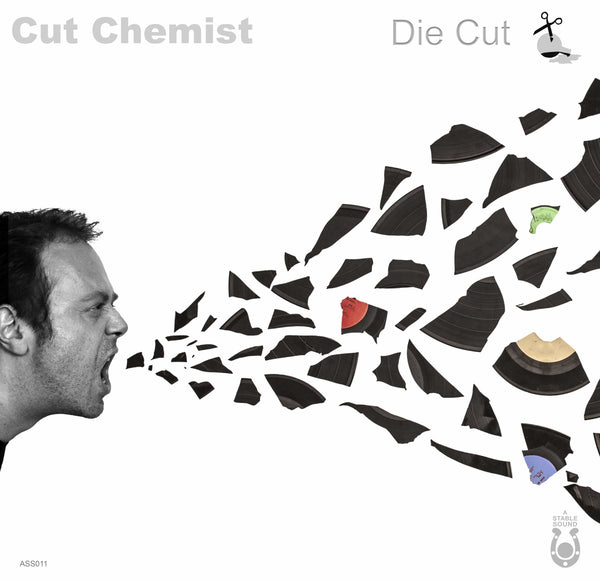 Cut Chemist - Die Cut (2xLP) A Stable Sound