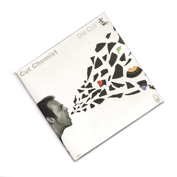 Cut Chemist - Die Cut (CD) A Stable Sound