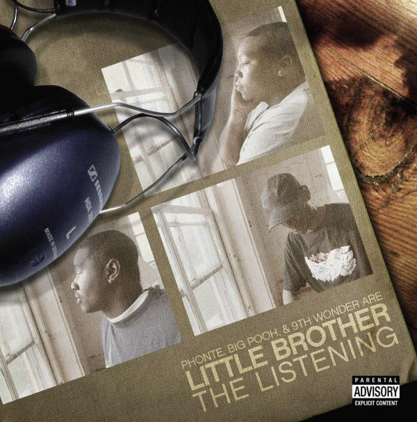 "Little Brother - The Listening/The Minstrel Show (4xLP - Bundle - Colored Vinyl + 7"") ABB"