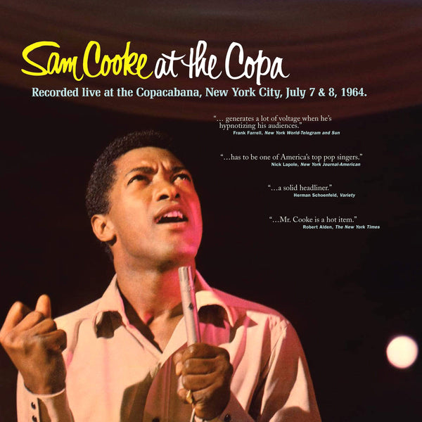 Sam Cooke - At The Copa (LP - 180g Vinyl) ABKCO