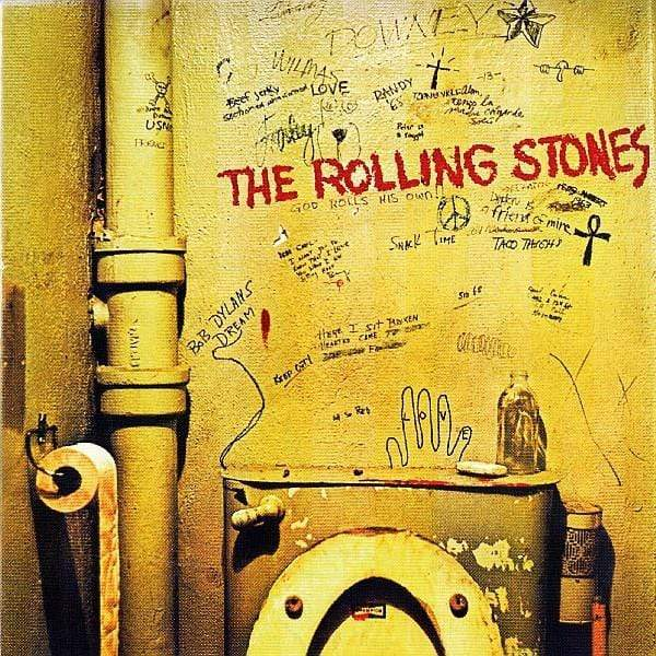 "The Rolling Stones - Beggars Banquet (2xLP + 7"") ABKCO"