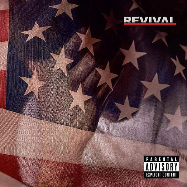 Eminem - Revival (2xLP - Gatefold) Aftermath Entertainment