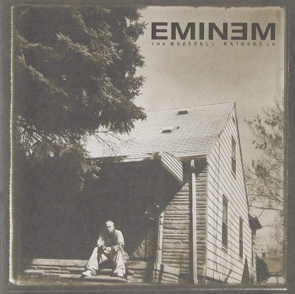 Eminem - The Marshall Mathers LP (2xLP - 180 Gram Reissue) Aftermath Entertainment