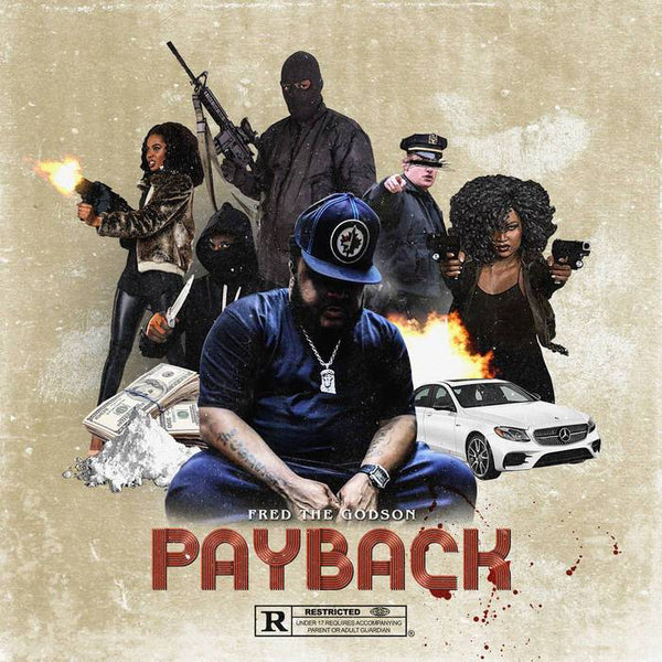 Fred The Godson - Payback (CD) Air Vinyl