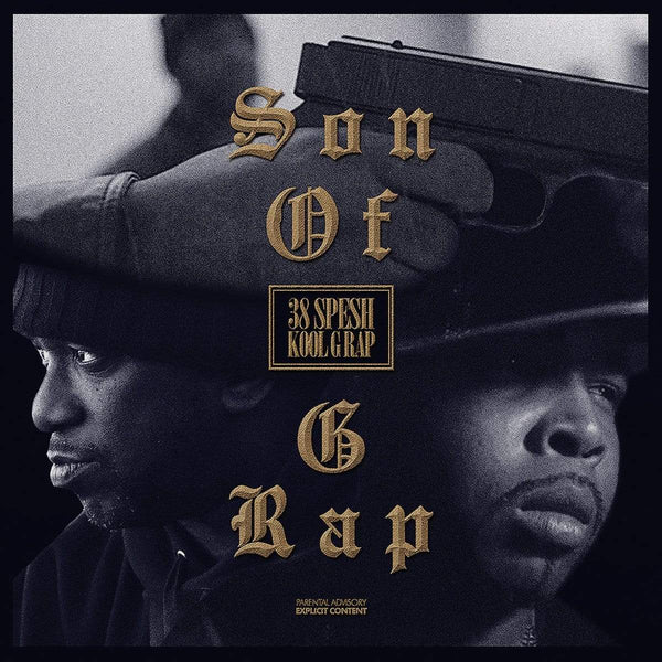 Kool G Rap & 38 Spesh - Son Of G Rap: Special Edition (LP) Air Vinyl