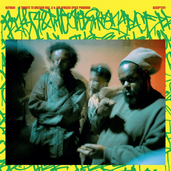 "Kutmah - A Tribute to Brother Ras G & The Afrikan Space Program (12"") All City Records"