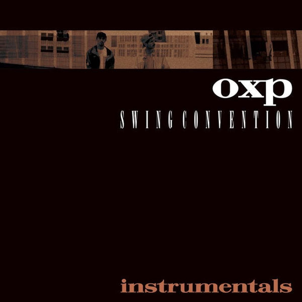 OXP- Swing Convention Instrumentals (Cassette) All City Records