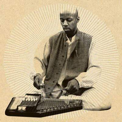 Laraaji - Celestial Music: 1978 - 2011 (3xLP + Download Card) All Saints