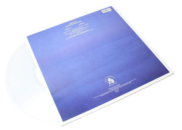 Laraaji - Essence/Universe (LP - Clear Vinyl + Download Card) All Saints