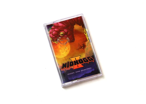 V/A - Nidhogg II: Official Game Soundtrack (Cassette) Alpha Pup Records