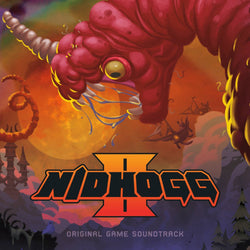 V/A - Nidhogg II: Official Game Soundtrack (LP) Alpha Pup Records