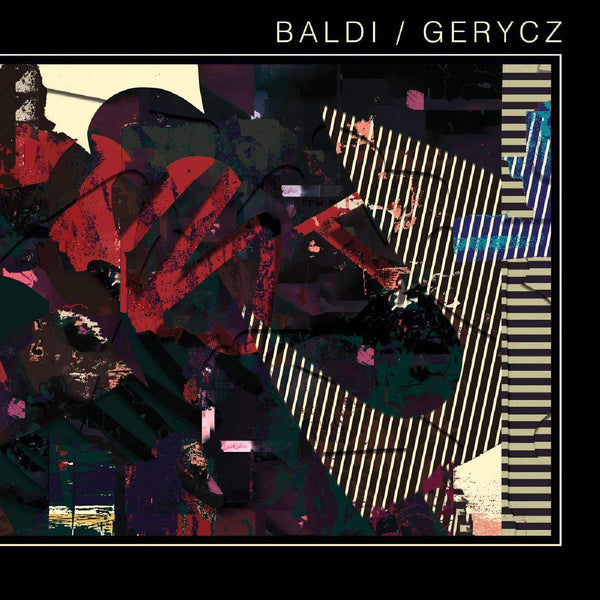 Baldi/Gerycz Duo - After Commodore Perry Service Plaza (LP) American Dreams Records
