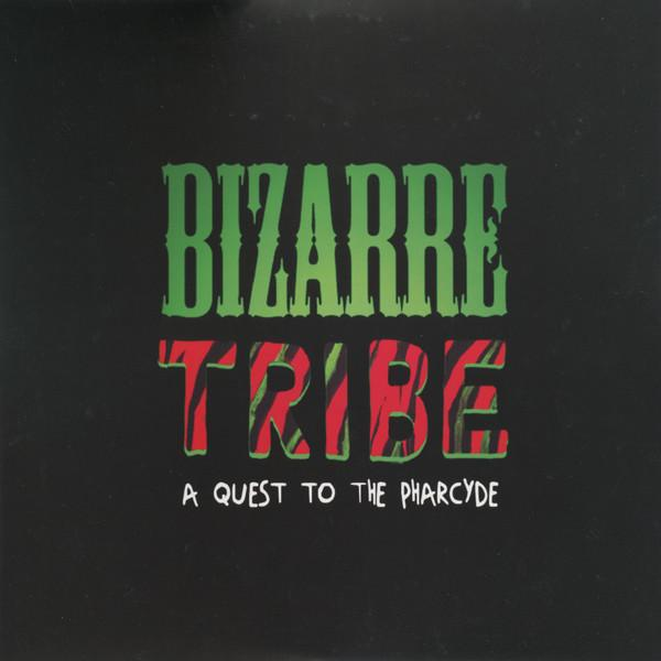 Amerigo Gazaway - Bizarre Tribe: A Quest To The Pharcyde (2xLP) Amerigo Gazaway