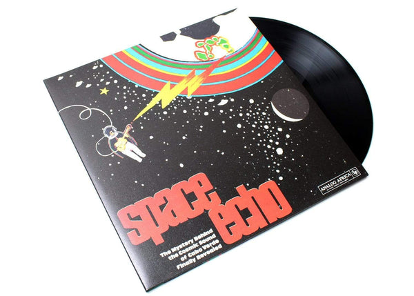 V/A -  Space Echo: The Cosmic Sound Of Cabo Verde (2xLP) Analog Africa