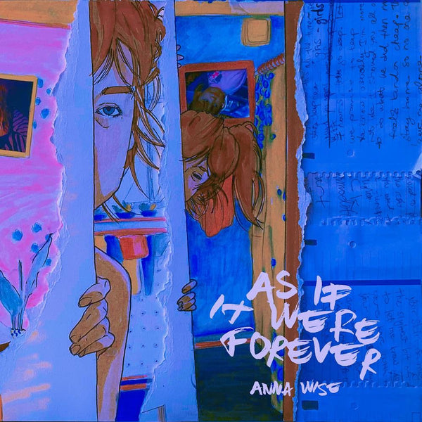 Anna Wise - As If It Were Forever (LP) Anna Wise