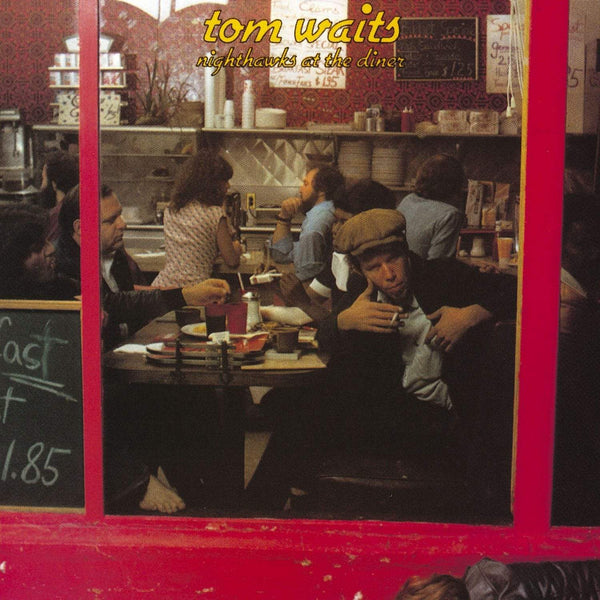 Tom Waits - Nighthawks At The Diner (LP - 180 Gram Red Vinyl) Anti-/Epitaph