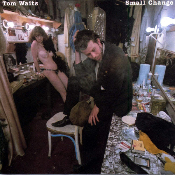 Tom Waits - Small Change (LP - Indie-Exclusive Blue Vinyl) Anti-/Epitaph