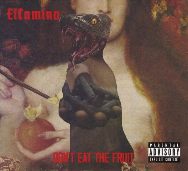 Elcamino - Don't Eat The Fruit (CD) Anti Gun Violence Co.
