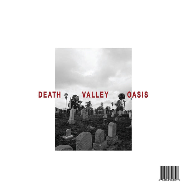 D33J - Death Valley Oasis (LP) Anticon