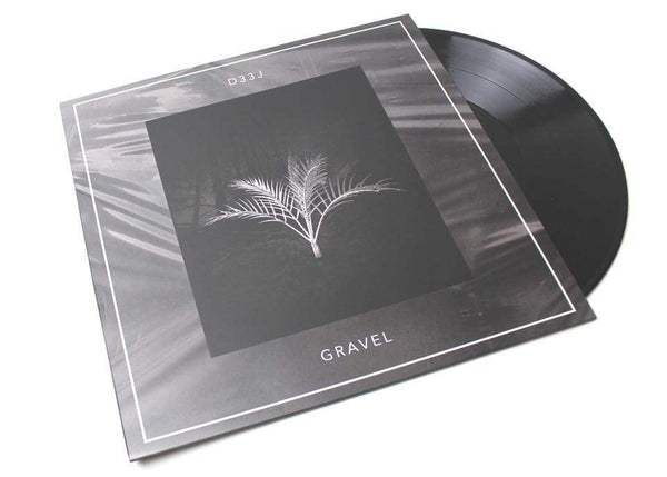D33J - Gravel (EP + Download Card) Anticon