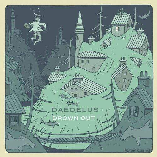 Daedelus - Drown Out (LP + Download Card) Anticon