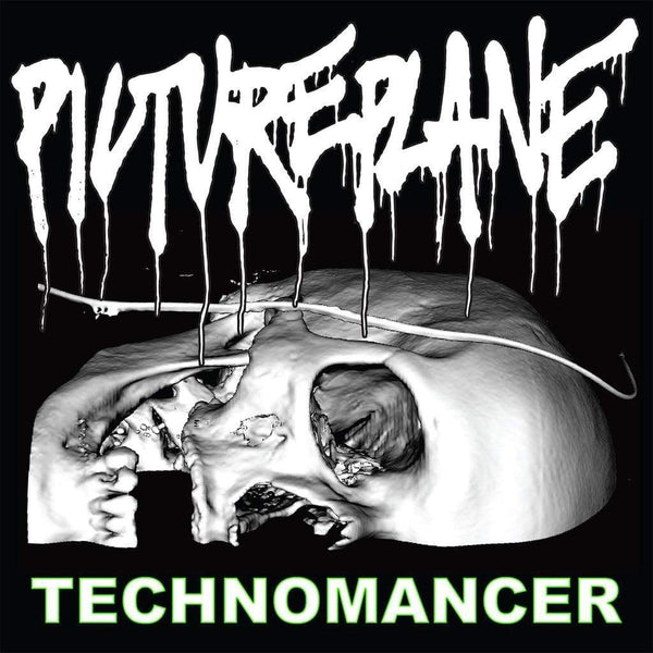 Pictureplane - Technomancer (LP - Green/Black Vinyl) Anticon