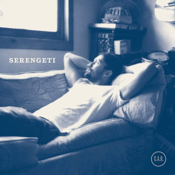 Serengeti - C.A.R. (LP + Download Card) Anticon
