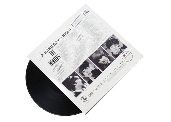 The Beatles ‎- A Hard Day's Night (LP - Reissue) Apple Records
