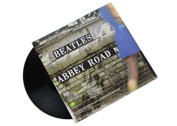The Beatles ‎– Abbey Road (LP - Reissue) Apple Records