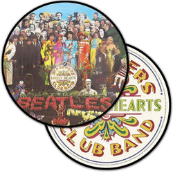 The Beatles ‎– Sgt. Pepper's Lonely Hearts Club Band (LP - Limited Picture Disc) Apple Records