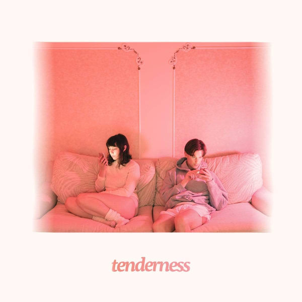 Blue Hawaii - Tenderness (LP - Tender Blue Vinyl) Arbutus Records