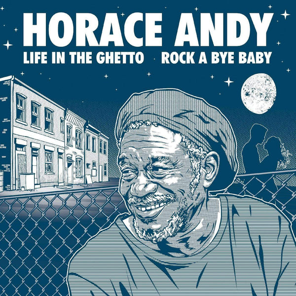 "Horace Andy - Life In The Ghetto (12"") Ariwa Sounds"