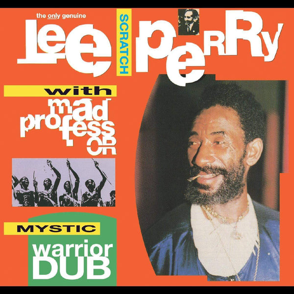 "Lee ""Scratch"" Perry - Mystic Warrior DUB (LP) Ariwa Sounds"