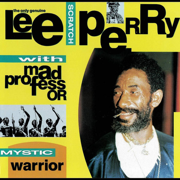 "Lee ""Scratch"" Perry - Mystic Warrior (LP) Ariwa Sounds"