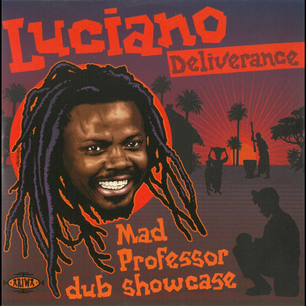 Luciano - Deliverance (LP) Ariwa Sounds