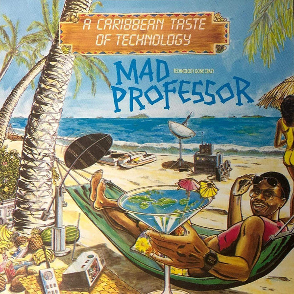 Mad Professor - A Caribbean Taste Of Technology (LP) Ariwa Sounds