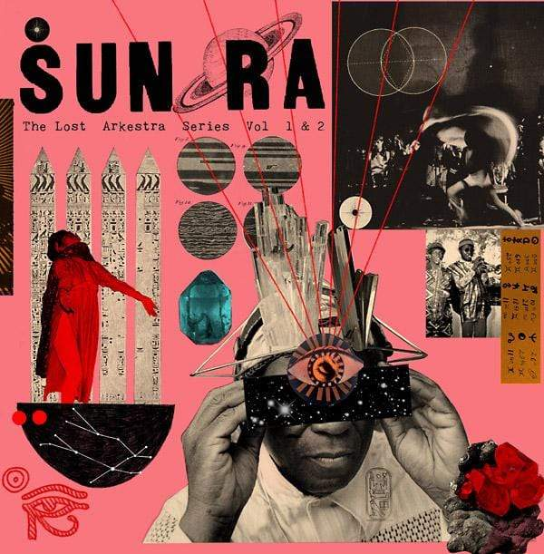 "Sun Ra & His Myth Science Solar Arkestra - The Lost Arkestra Series, Vol. 1 & 2 (2x10"") Art Yard"
