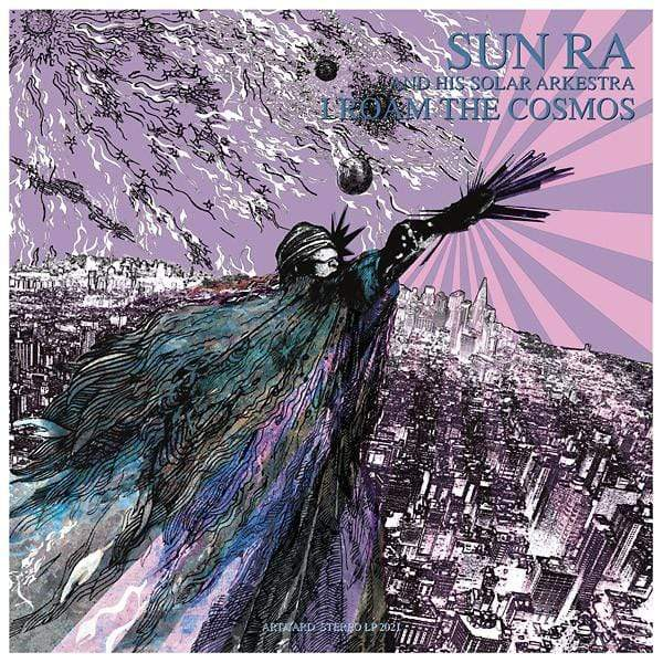 Sun Ra & His Solar Arkestra - I Roam The Cosmos (LP) Art Yard