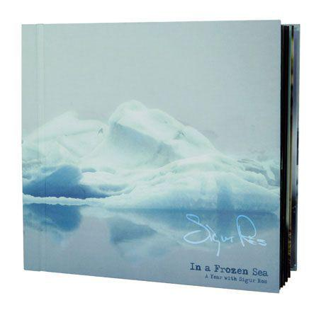 Sigur Ros ‎- In A Frozen Sea: A Year With Sigur Ros (7xLP - Boxset + Book Box) Artist In Residence