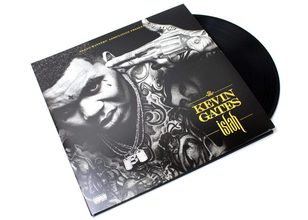 Kevin Gates - Islah (2xLP + Poster + CD) Artist Partners Group