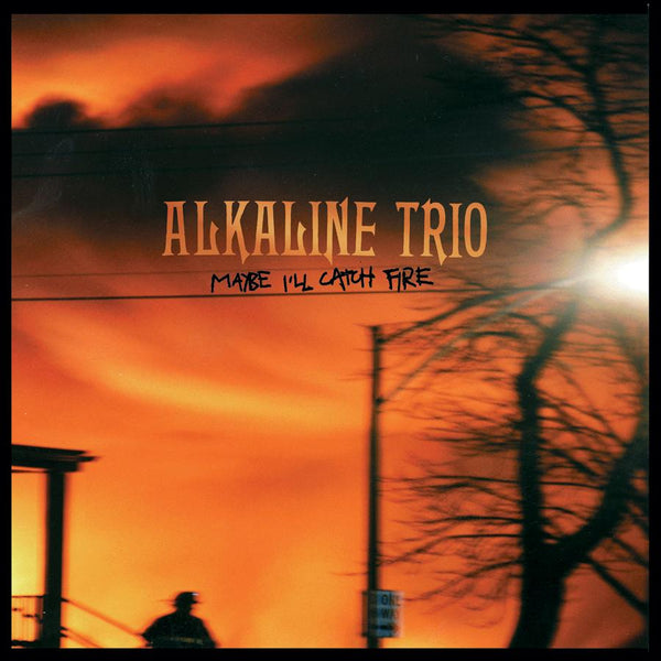 Alkaline Trio - Maybe I'll Catch Fire: 20th Anniversary Picture Disc (LP) Asian Man Records