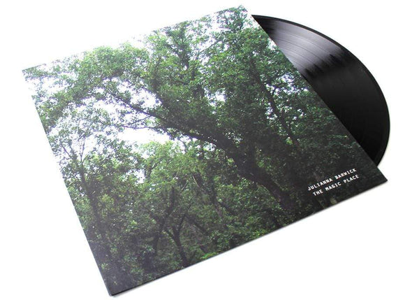 Julianna Barwick - The Magic Place (LP + Download Card) Asthmatic Kitty Records