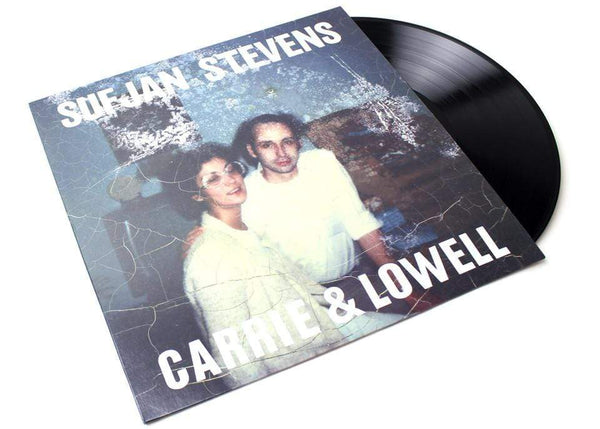 Sufjan Stevens - Carrie & Lowell (LP + Download Card) Asthmatic Kitty Records