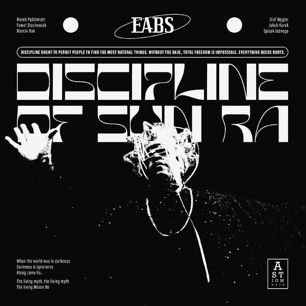EABS - Discipline of Sun Ra (LP) Astigmatic Records