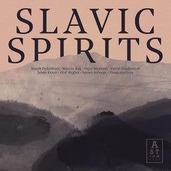 EABS - Slavic Spirits (LP - 180 Gram Vinyl) Astigmatic Records