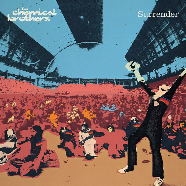 The Chemical Brothers - Surrender (4xLP/DVD) Astralwerks